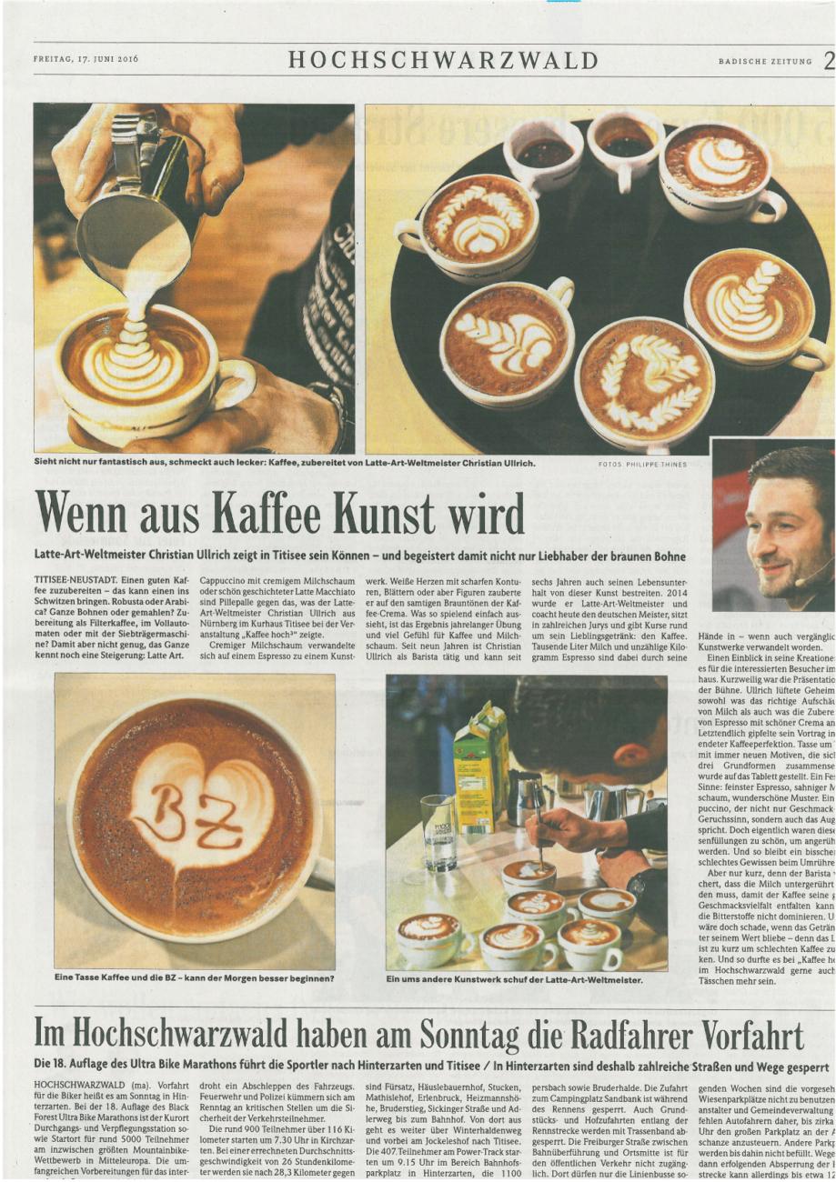 Badische Taggeszeitung