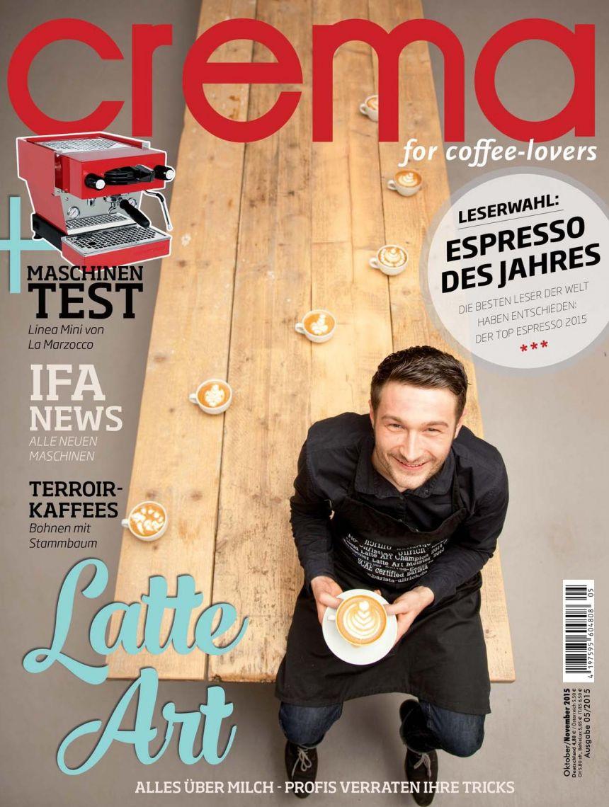 Crema Magazin (November 2015)