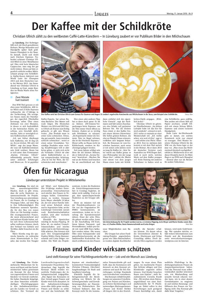 Lüneburer Tageszeitung