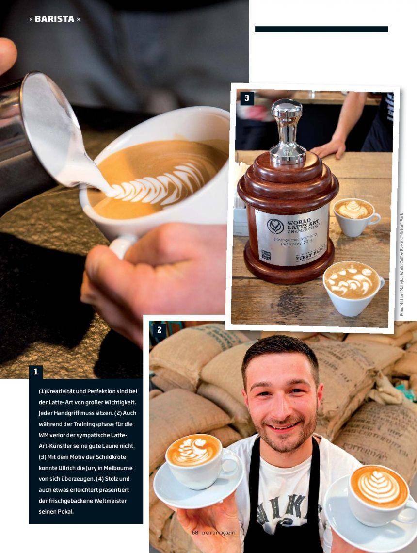 Crema Magazin (November 2014)